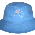 Australia Bucket Hat Back View