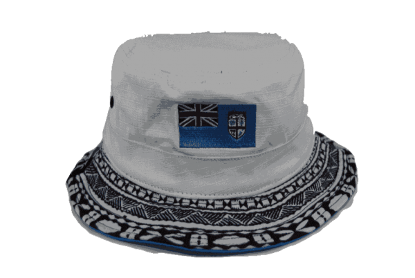 Fiji Bucket Hat – Back View