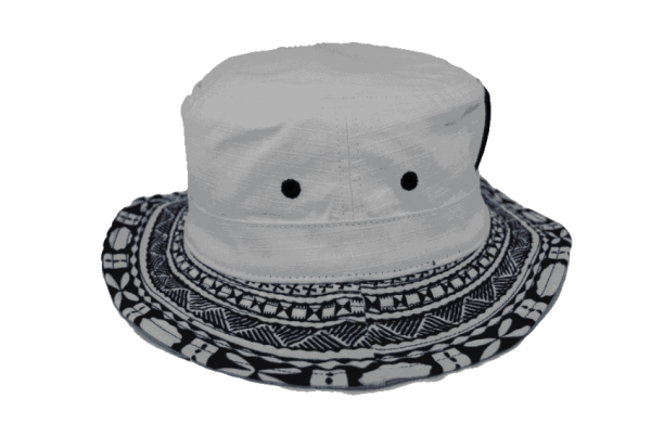 Fiji Bucket Hat – Left Side View
