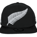 NZ Fern Snapback Hat – Front View