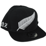 NZ Fern Snapback Hat – Side View