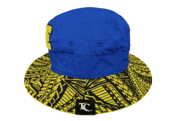Niue Bucket Hat – Right Side View