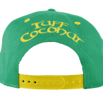 Raro Cook Islands Snapback Hat – Back View