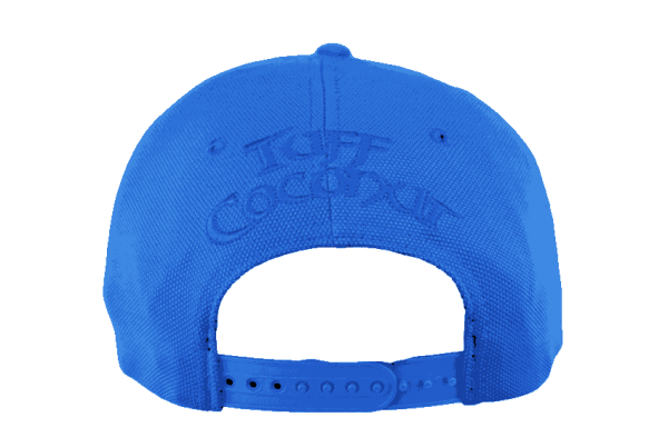 Toa Samoa Baseball Hat Blue – Back View