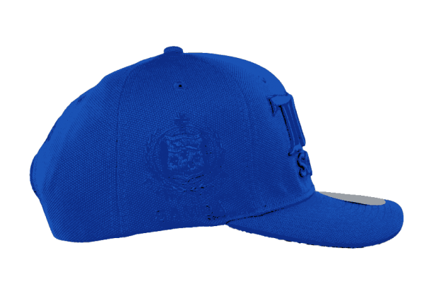 Toa Samoa Baseball Hat Blue – Left Side View