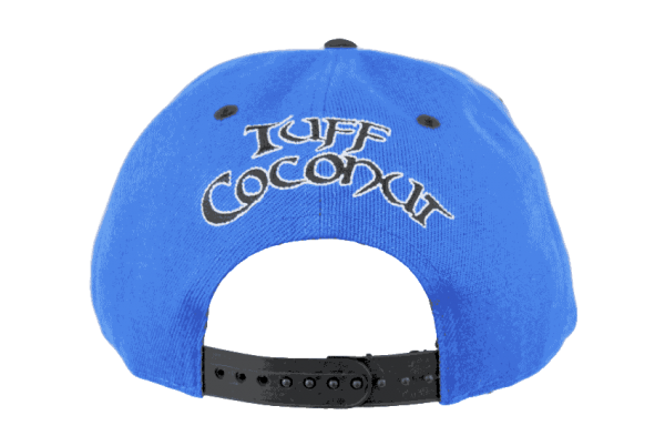 Toa Samoa Word Cup Snapback Hat – Back View
