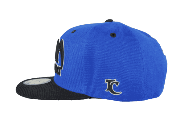 Toa Samoa Word Cup Snapback Hat – Right Side View
