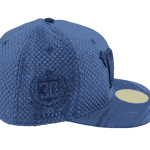 Toa Samoa Woven Snapback Hat – Left Side View
