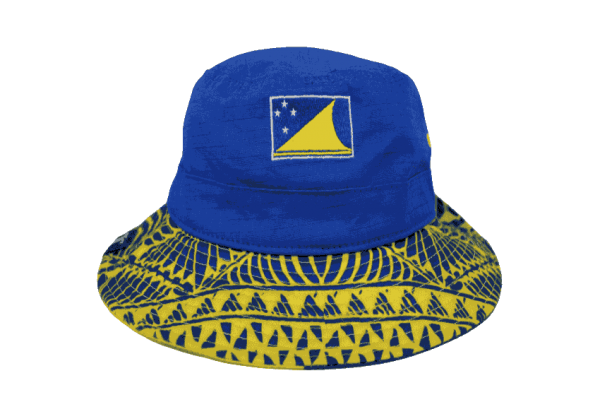 Tokelau Bucket Hat – Back View
