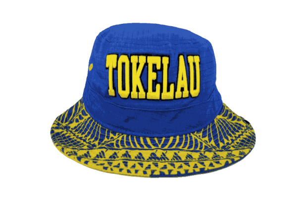 Tokelau Bucket Hat – Front View