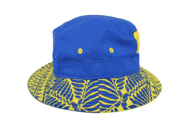 Tokelau Bucket Hat – Left Side View
