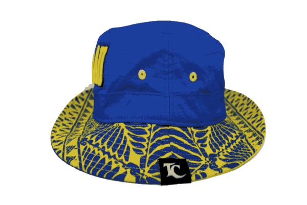 Tokelau Bucket Hat – Right Side View