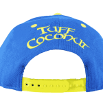 Tokelau Snapback Hat – Back View