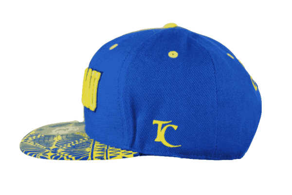 Tokelau Snapback Hat – Right Side View