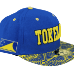 Tokelau Snapback Hat – Side View