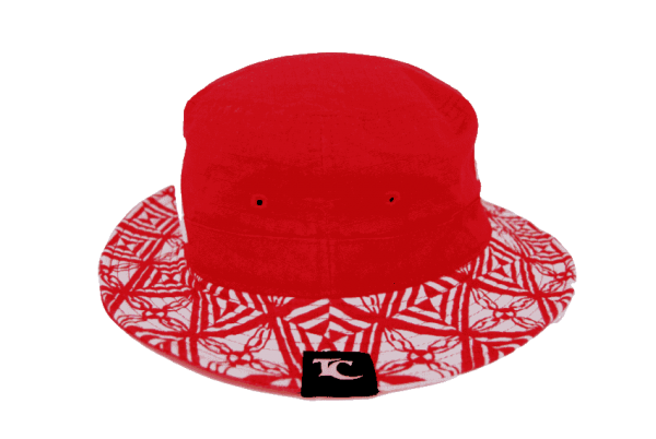 Tonga Bucket Hat – Right Side View
