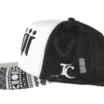 fiji Trucker Mesh Baseball Hat – Right Side View