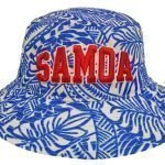 Tuff Coconut Samoa Bucket Hat_front view