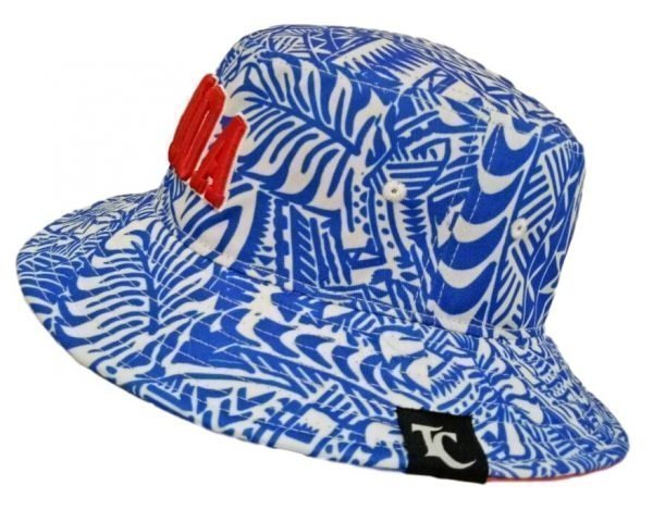 Tuff Coconut Samoa Bucket Hat_right side view