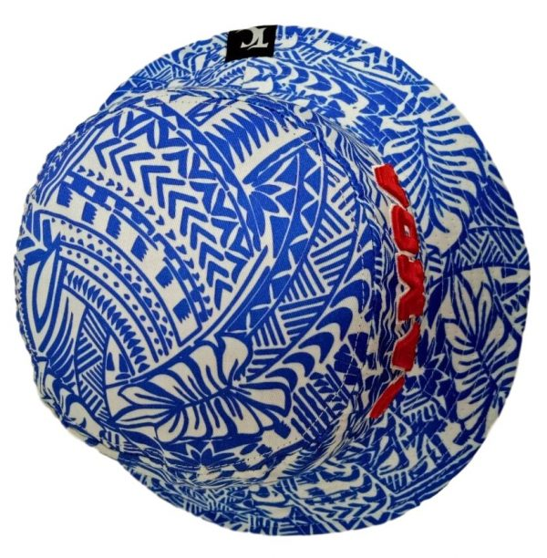 Tuff Coconut Samoa Bucket Hat_top view